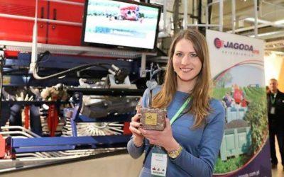 TSW 2018 Award for OSKAR 4WD