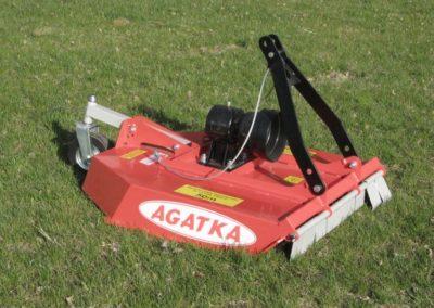 Mower-shredder AGATKA