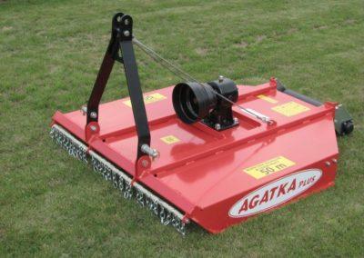 Mower-shredder AGATKA PLUS