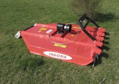 Mower-shredder JAGODA