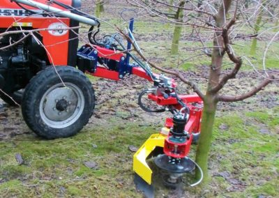 Auto Weeding Machine LUCY