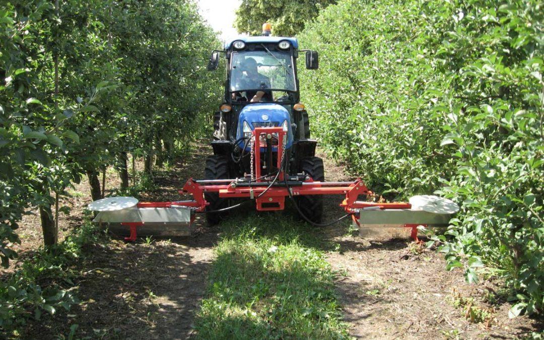 Herbicide Spray Boom TELMA